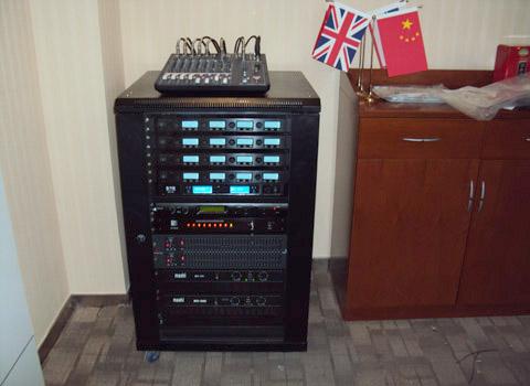 会议室音响系统机柜