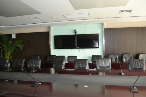 中国有色金属大厦会议音响系统